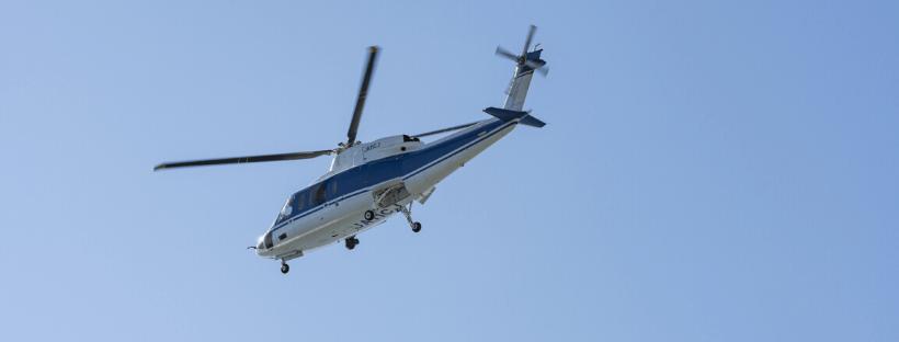 美容外科とヘリコプター